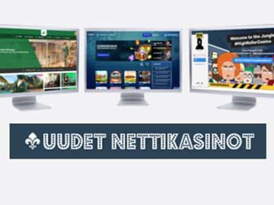 Suomalaiset uudet nettikasinot