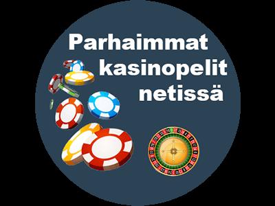 Suomalaisten suosimat kasinopelit