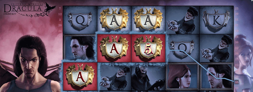 Dracula uudet pelit