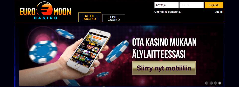 Euromoon kasino