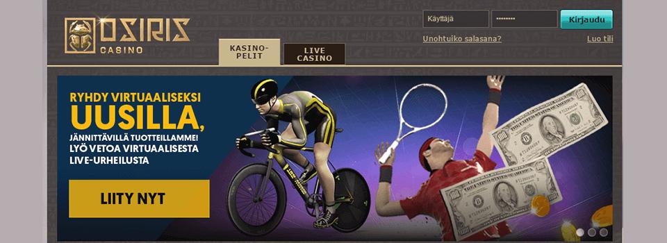 Osiris kasino