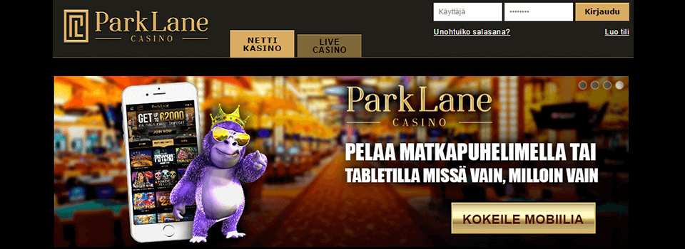 Parklane kasino