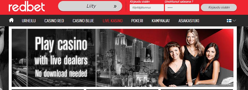 Redbet kasino