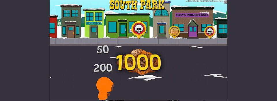 South Park hedelmäpeli