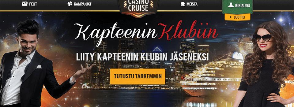 Casino Cruise kasino