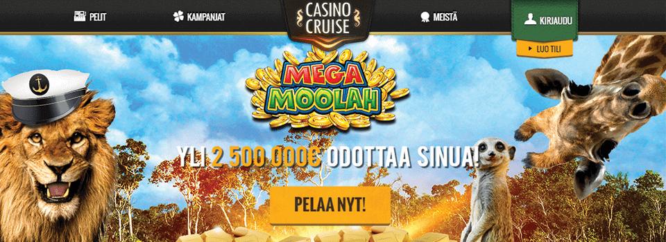 Casino Cruise ilmaiskierroksia