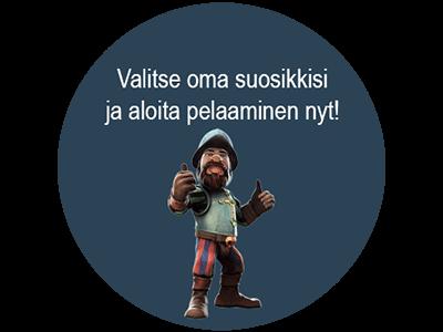Kaikki Suomenkieliset nettikasinot