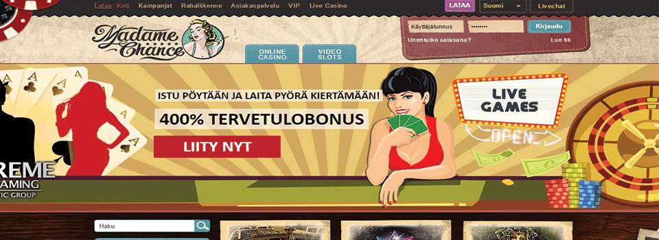 Madame Chance kasino