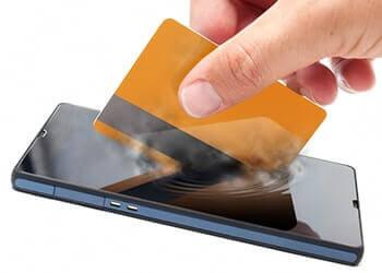 Mobiilitalletus rahansiirto