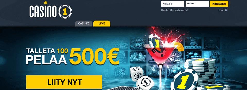 Casino1Club ilmaiskierrokset