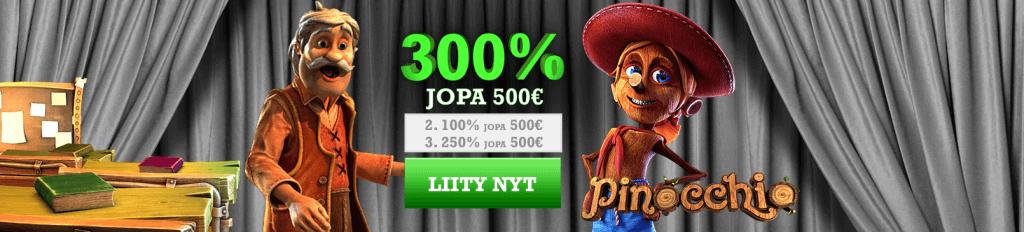 Slots500 ilmaiskierrokset