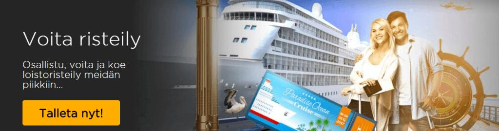 Risteilykampanja Casino Cruise