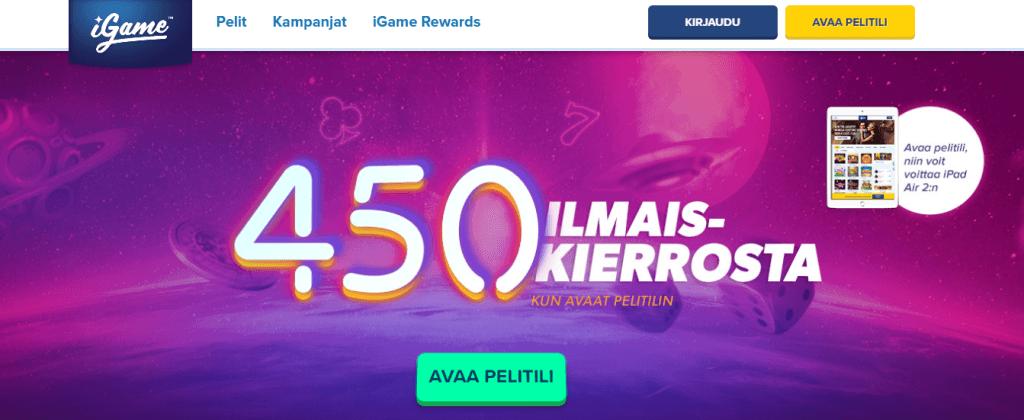 kampanjat Igame