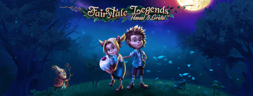 Fairytale Legends Hans & Gretel