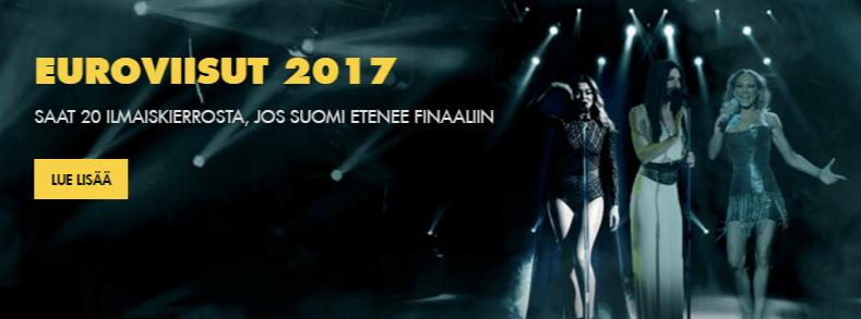 Bethard euroviisut 2017
