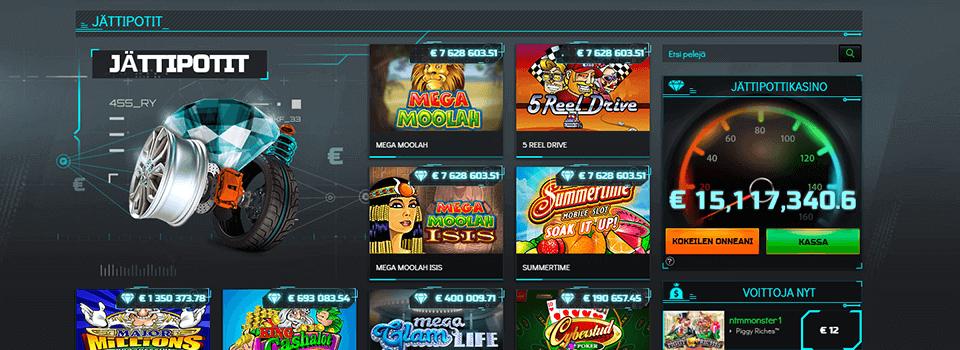 Drift casino ilmaiskierrokset