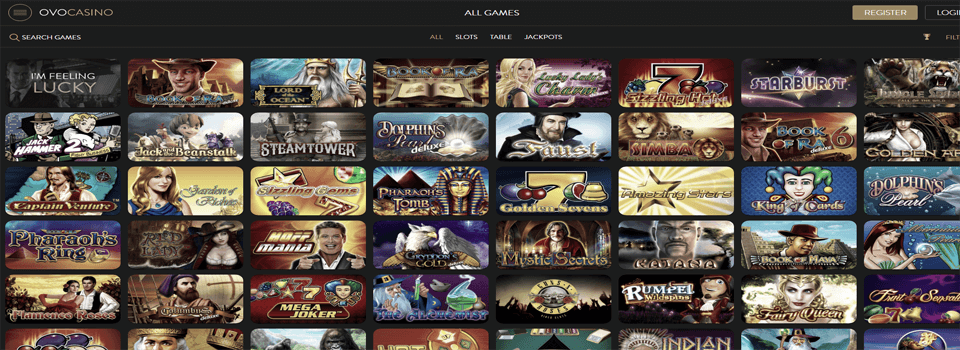 Play Egypt Sky Slot Game Online | OVO Casino