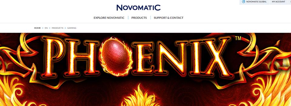 Novomatic nettikasinot