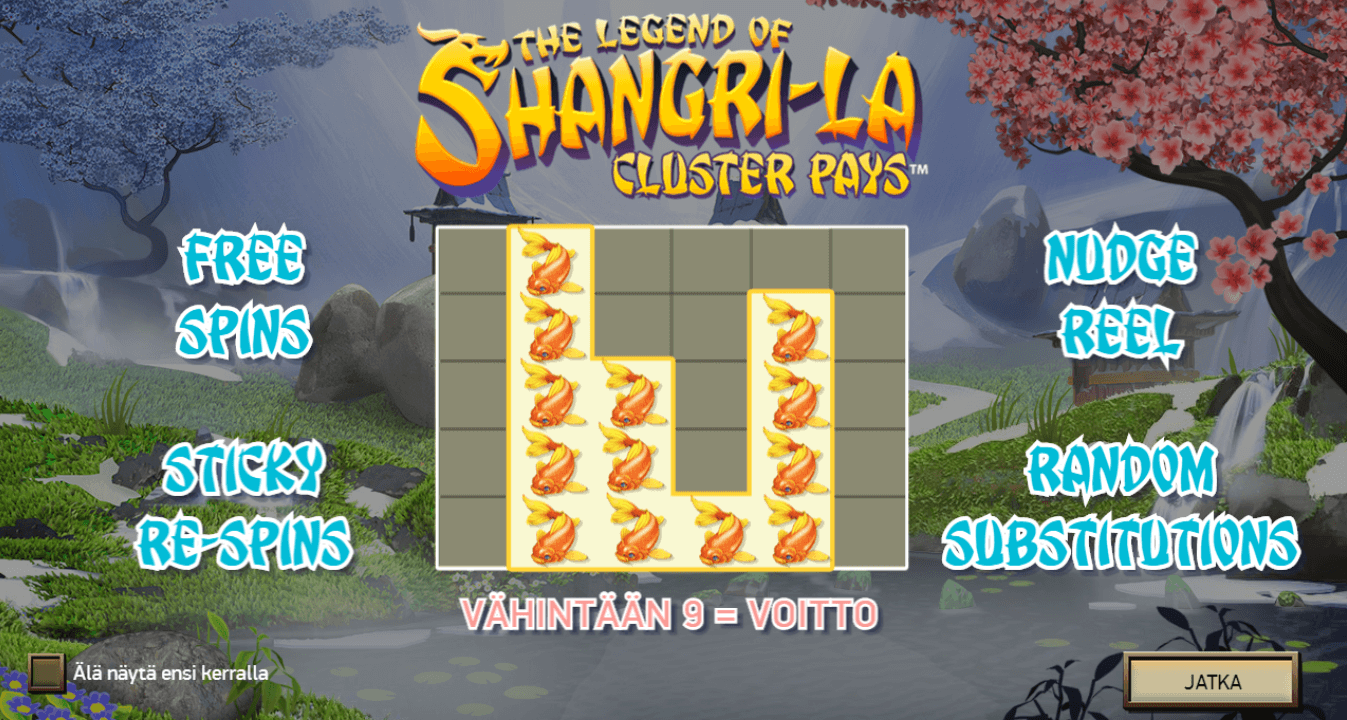 Shangri La Cluster Pays