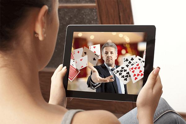 Ipad Casino artikkeli