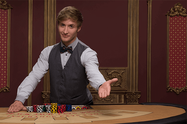Live casino artikkeli