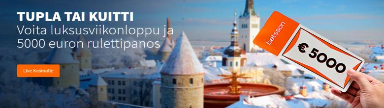 Betsson_luksusviikonloppu_Tallinnaan
