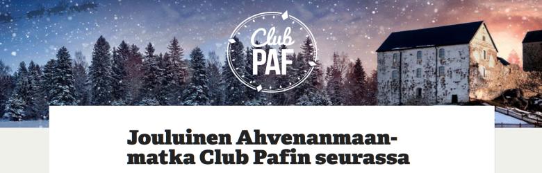 Paf_jouluinen_matka_Ahvenanmaalle