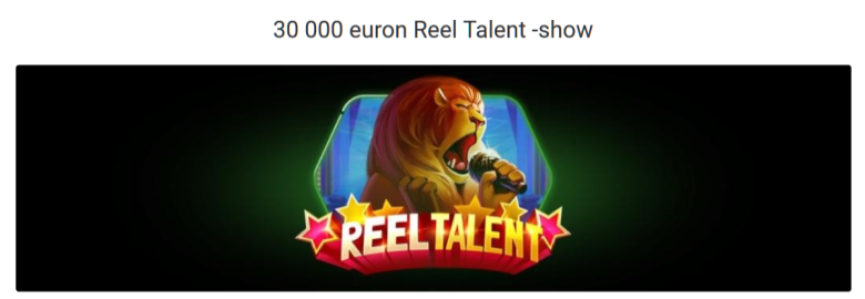 Unibet_Reel_Talent_30_000_euron_potti