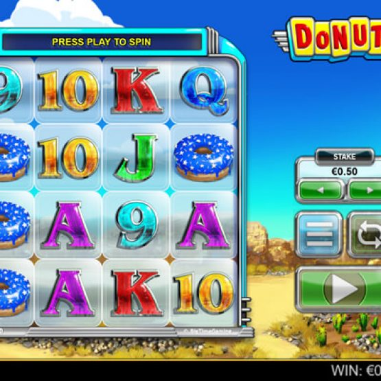 Donuts_Flash