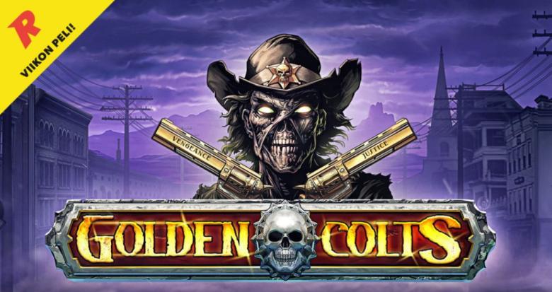Rizk ja tuplanopeus kolikkopelissä Golden Colts