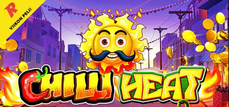 Rizk - tuplanopeus kolikkopelissä Chilli Heat