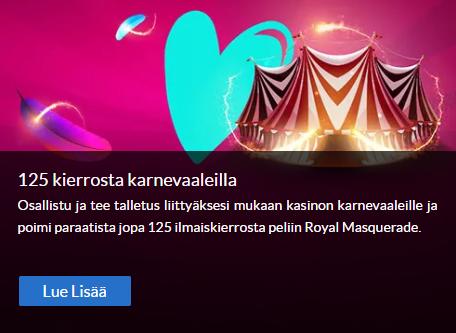 Suomiarpojen ilmaiskierrosten karnevaalit