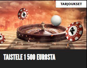 Rizk - taistele 1500 eurosta