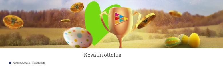 Suomiarpojen pääsiäisherkut ennakkoon - 30 000 euroa