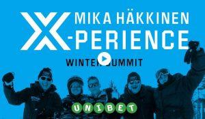 Unibet - Haasta Mika Häkkinen