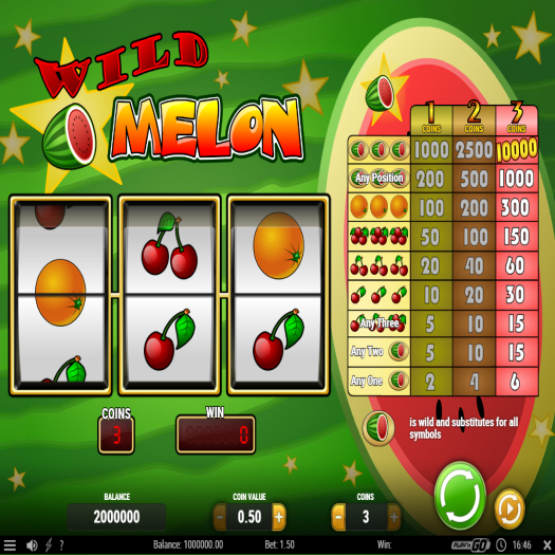 Wild Melon