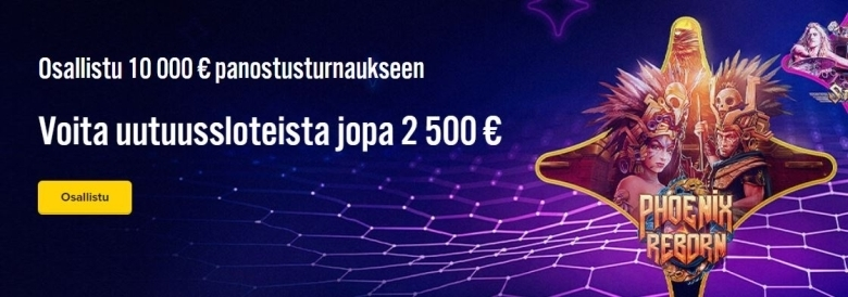 iGamen 10 000 euron kisa
