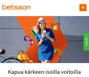 Betsson ja NetEnt -kampanja