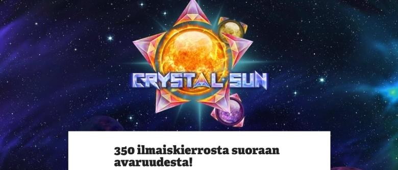 Paf ja Crystal Sun