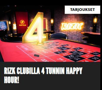 Rizk - Happy Hour