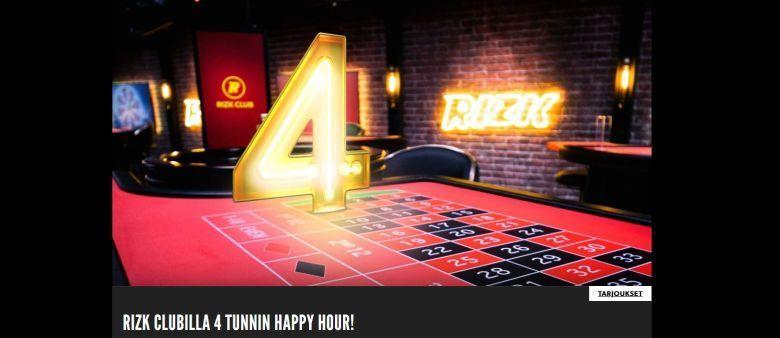 Rizk - Happy Hour