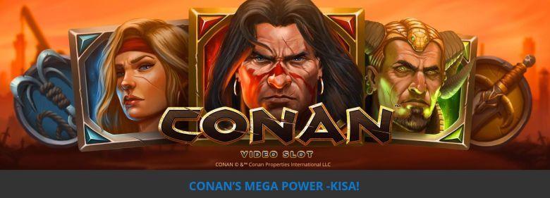 Kultakaivos - Conan -kisa