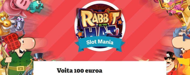 Paf - Voita 100 euroa