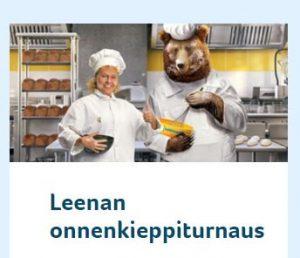 Kolikkopelit - Leenan onnenkieppiturnaus