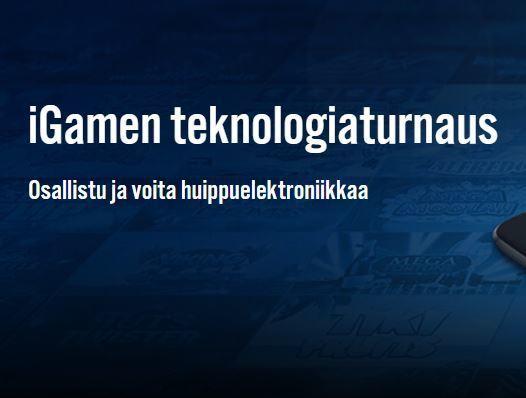 iGame - teknologiaturnaus