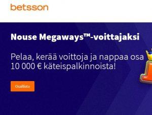 Betsson - Megaways -kisa