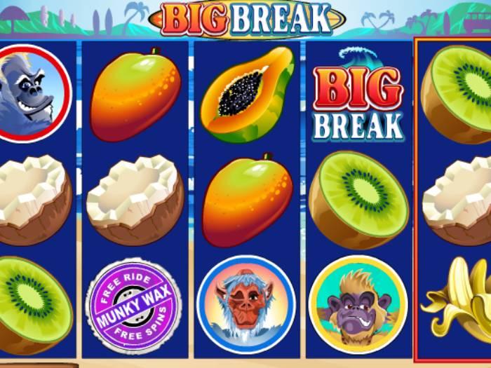 Big Break iframe