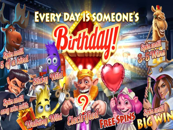 Birthday iframe