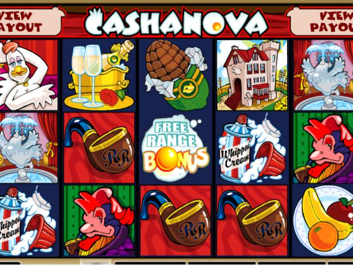 Cashanova iframe