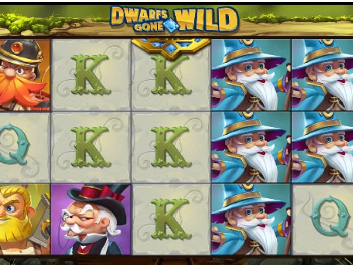 Dwarfs Gone Wild Flash iframe